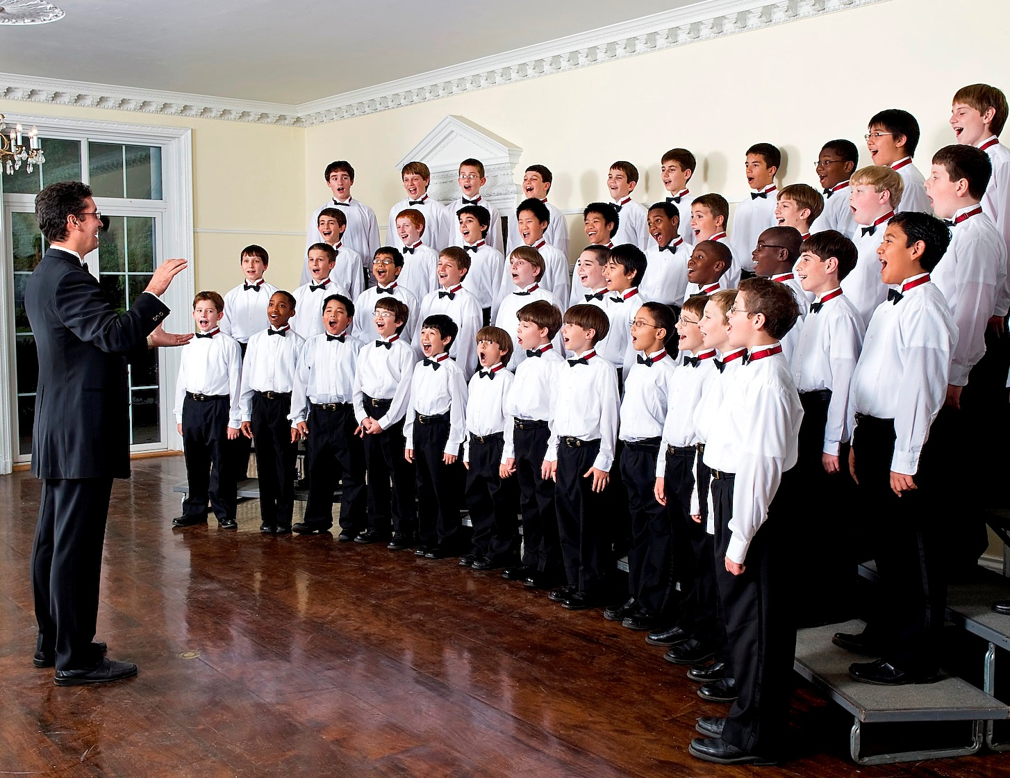 Downloading Ring Tones From The Vienna Choir Boys For Phones