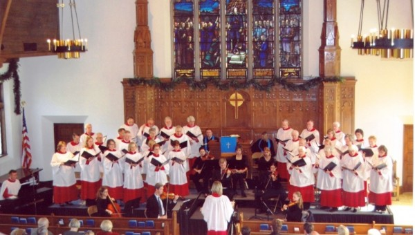 Antiphonal Choir